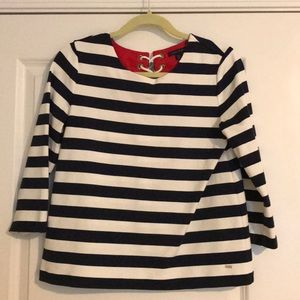 Tops - Size S nautical rope Tommy Hilfiger striped top